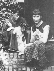 Key and Yoshiko SATO 1936